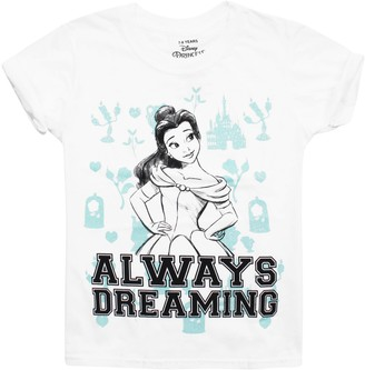 Disney Girl's Always Dreaming T-Shirt