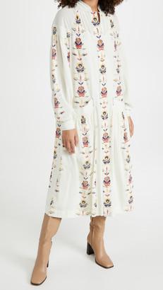 Warm Imperial Dress