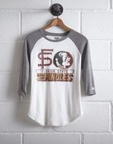 Tailgate Women's Florida State Baseball Shirt