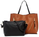 Steve Madden Queenie Bag-in-a-Bag Tote