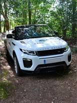 Virgin Experience Days 60 Minute Junior Off-Road Range Rover Evoque Convertible Driving Experience