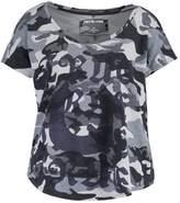True Religion Print Tshirt black