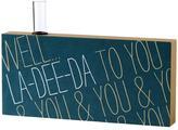 Danielson Designs Bud Vase Sign