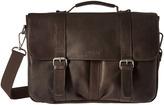 Kenneth Cole Reaction Flap Shot - Leather Portfolio Computer Bags