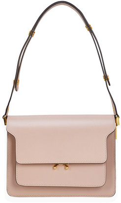 Marni Accordion Front Flap Crossbody