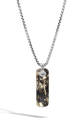 John Hardy Men's Classic Chain Pendant Necklace