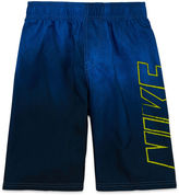 Nike Cannonball Volley Swim Trunks - Boys 8-20