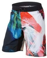 Reebok Men's Acid Ombre Sublimated Shorts