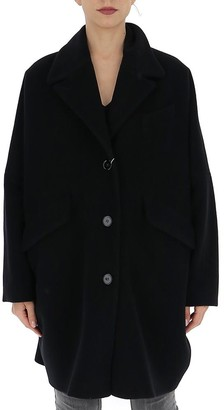 MM6 MAISON MARGIELA Oversized Pea Coat