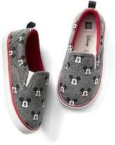 Gap babyGap   Disney Baby Mickey Mouse slip-on sneakers