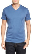 Robert Barakett Men's Georgia Regular Fit V-Neck T-Shirt
