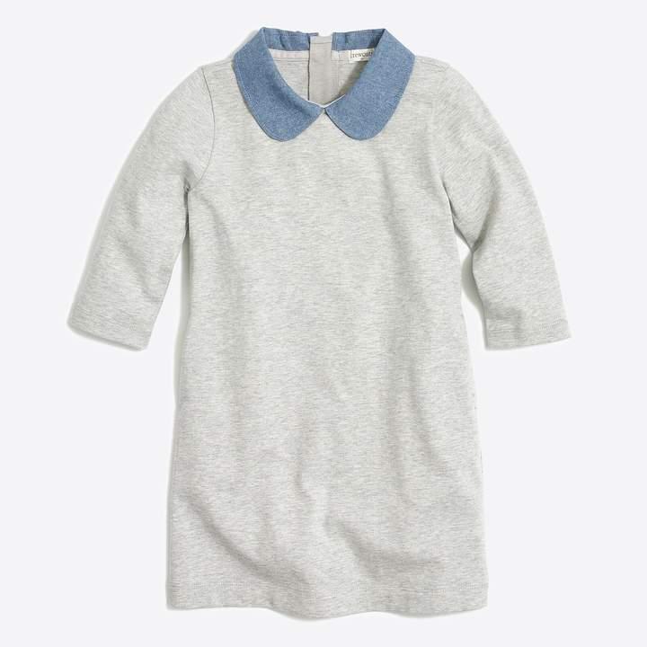 6cd0b776cc02 Girls Dress With Peter Pan Collar - ShopStyle