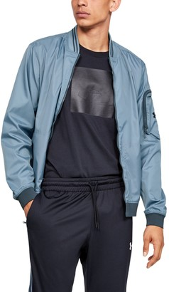 Under Armour Men's UA Unstoppable Woven Bomber Jacket