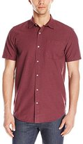 Tavik Men's Maison Short Sleeve Woven Shirt