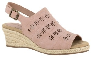 Easy Street Shoes Joann Espadrille Sandals Women's Shoes