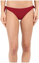 Mikoh Swimwear Valencia Tie Bottom