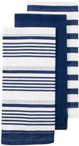 David Jones Bennett Butcher Stripe Tea Towel
