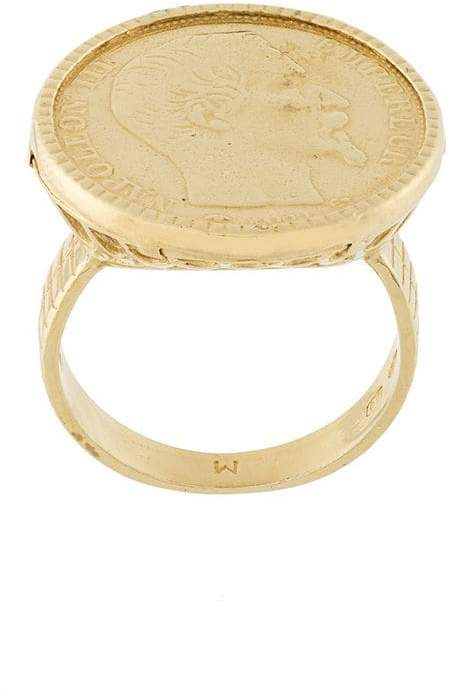 Wouters & Hendrix Coin ring
