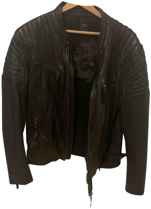 Spell & The Gypsy Collective Black Leather Jackets