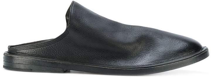 Marsèll round flat slippers