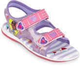 Disney Doc McStuffins Girls Light-Up Sandals - Toddler