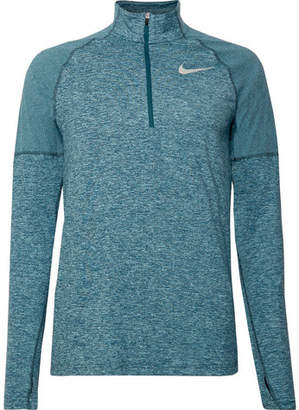 Melange Home Nike Running Element Dri-Fit Half-Zip Top