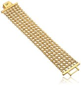 """Diane von Furstenberg Atlantis"""" Woven Chain Bracelet"""
