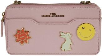 Marc Jacobs Two-way Top Zip Chain Shoulder Bag