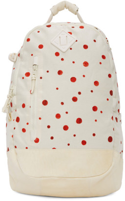 Visvim Off-White Cordura 20XL Backpack