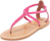 K. Jacques Buffon Thong Sandals
