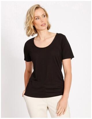 Basque Short Sleeved Jersey Top