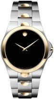 Movado Men's 605635 Luno Two-Tone Stainless Steel Watch