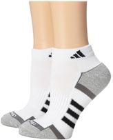 adidas ClimaLite® II 2-Pair Low Cut Socks
