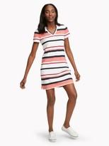 Tommy Hilfiger Essential Stripe Polo Dress