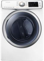 Samsung 7.5 cu. ft. Front-Load Electric Dryer with ECO Dry Technology - White