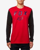 Fox Men's Contended Logo-Print Tech Shirt