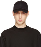 Paul Smith Black Baseball Cap