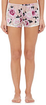 Fleur Du Mal Women's Haori Silk Satin Shorts