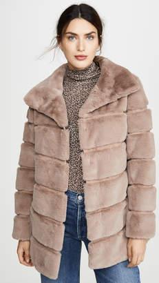 Generation Love Taylia Faux Fur Jacket