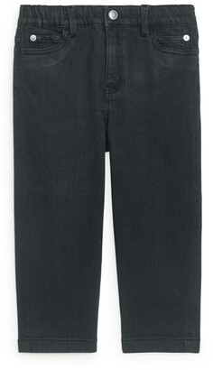 Arket Tapered Pull-On Jeans