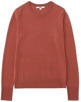 Uniqlo Women Extra Fine Merino Crewneck Sweater