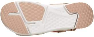 Clarks Tri Walk Flat Sandals - Light Pink