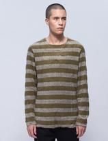 Publish Milian Board Stripe Sweater