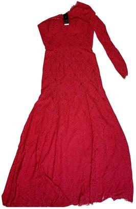 BCBGMAXAZRIA Pink Lace Dress for Women