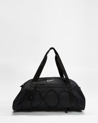 Nike Women's Black Duffle Bags One Club Bag - Size One Size at The Iconic