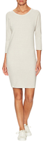 James Perse Dolman Blouson Back Dress