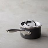 Williams-Sonoma Williams Sonoma Signature Hard-Anodized Copper Core Dishwasher-Safe Saucepan
