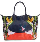 Ted Baker Tropical Oasis Large Tote - Blue