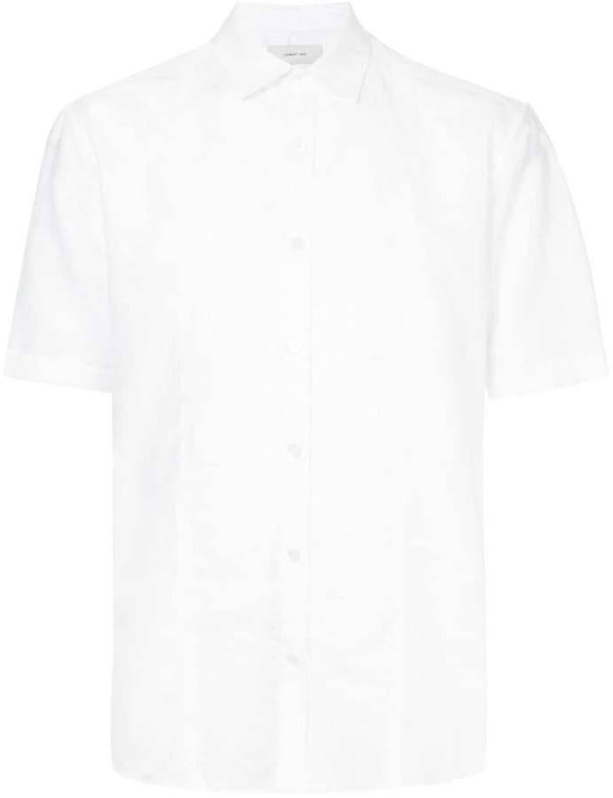Cerruti short sleeve Oxford shirt