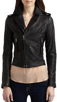 Ailey Leather Jacket